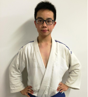 Kenny Ho - Bradford University Judo Committe Secretary 2013