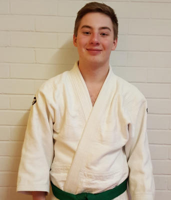 Donald Rose - Bradford University Judo Committe Treasurer 2015 / 2016
