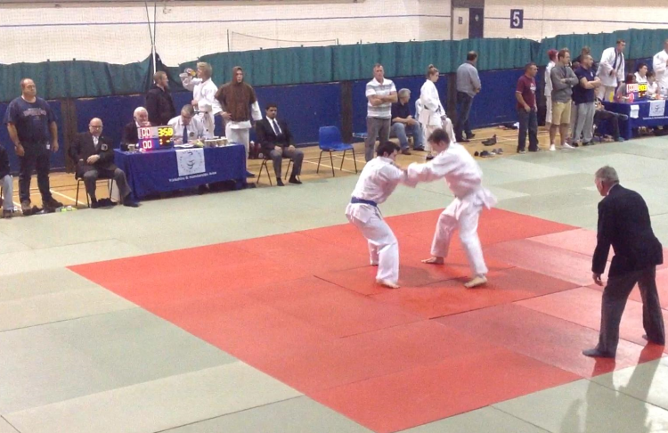 Luca Parisi @ U21 North of England Championships